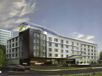 отель aloft mount laurel 3*