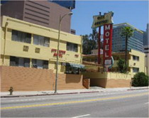 city center motel los angeles